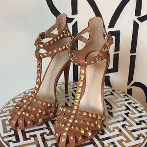 Zara Studded Heels